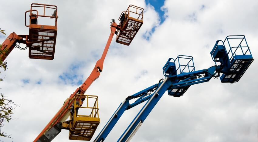 Hayes Boom Lift Rental