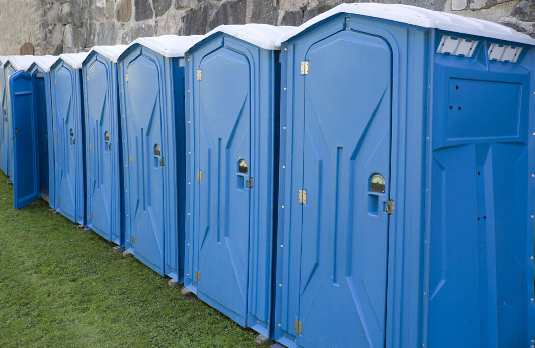 Jacksonville Porta Potty Rental