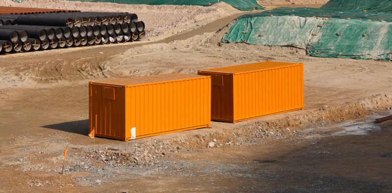 Hayward Storage Containers