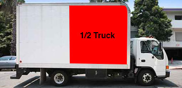 ½ Truck Junk Removal in Newport Beach, CA