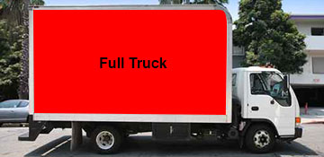 Full Truck Junk Removal in San Francisco, CA