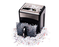 Providence Forge Paper Shredding Prices