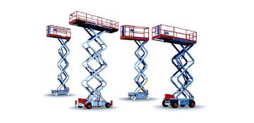 Hazard Scissor Lift Rental Prices